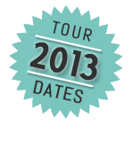 Topbike Tours 2013 Tour Dates