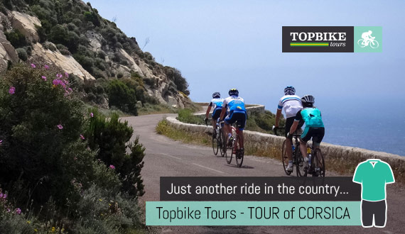 Tour of Corsica with Topbike Tours - Just another ride in the country