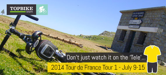 Tour de France - Tour 1 - Follow this Grand Tour Cycling race