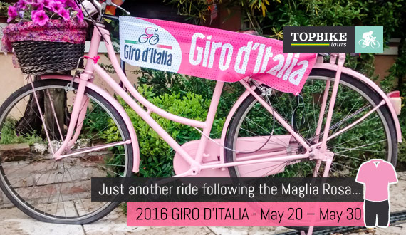Giro d'Italia with Topbike Tours