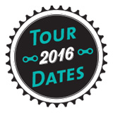 Topbike Tours 2016 Tour Dates