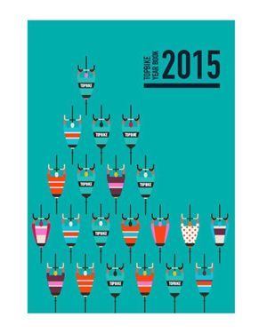 Topbike Tours Year Book 2015