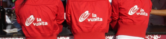 La Vuelta Girls - Tour of Spain 2012