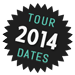 Topbike Tours 2014 Tour Dates