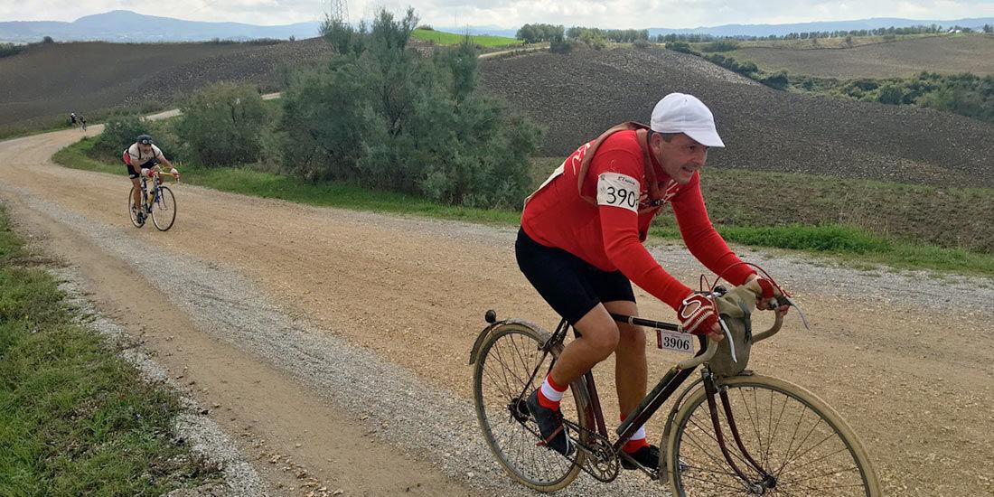 L'Eroica Gran Fondo - L'Eroica Tour Chianti
