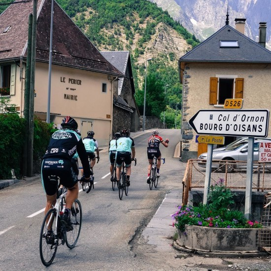 Topbike TDF Tour - Cycling Col d'Ornon, Bourg d'Oisans France