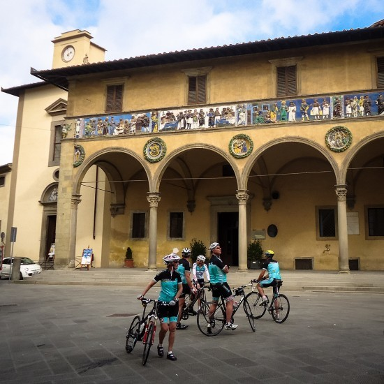 Tour of Tuscany - Eat Drink Ride with Topbike Tours