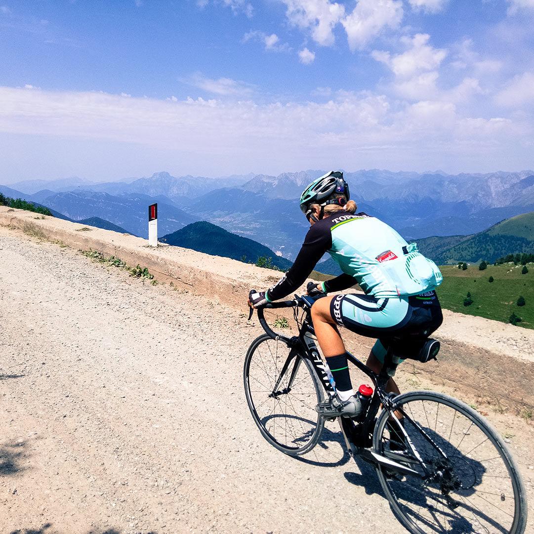 Emma Colson - Topbike Tours Leader & Topbike Physio