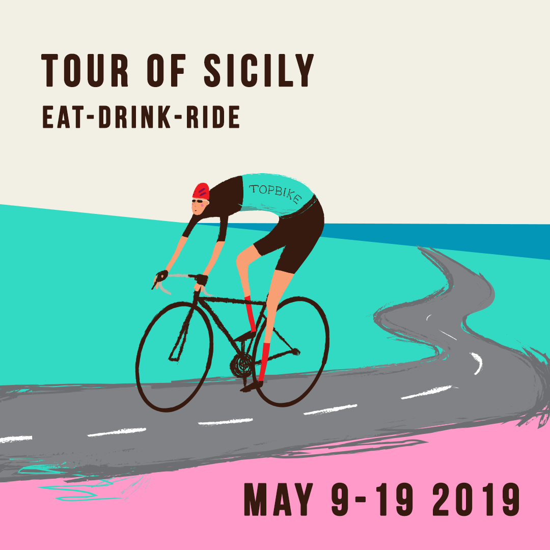 2019 Topbike Tour of Sicily - May 9-19 2019