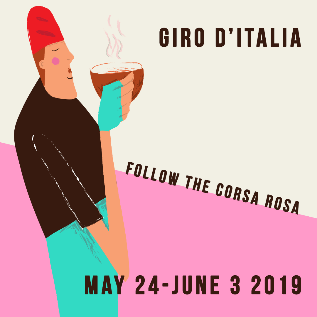 2019 Giro - Topbike GIRO Tour - May 24-June 3 2019, Giro d'Italia