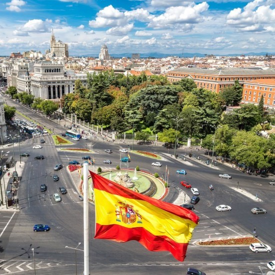 La Vuelta 2019 - Be there for the finish in Madrid with Topbike's Tour of Spain