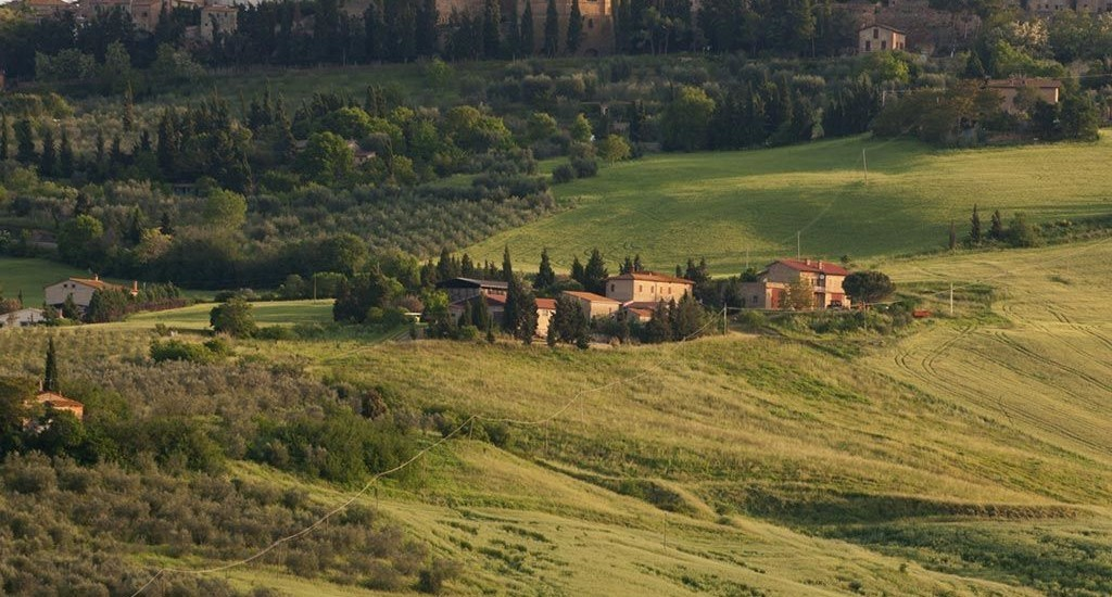 Tuscan Country Side - Topbike Tour of Tuscany