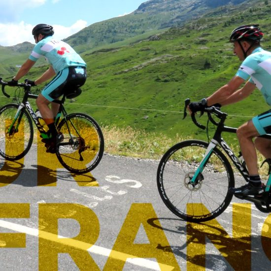 2019 Tour de France - Ride to Paris with Topbike Tours