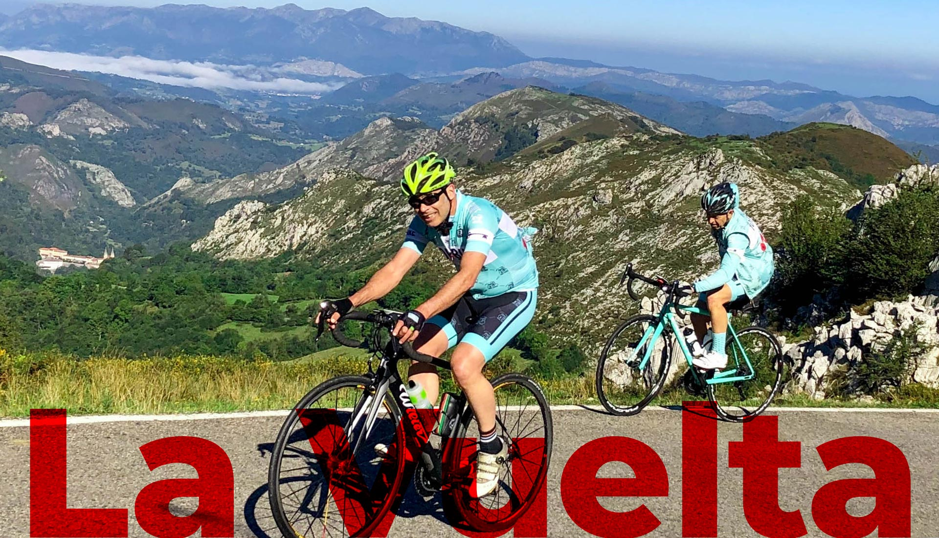 2020 La Vuelta with Topbike Tours - Cycling Holiday in Spain