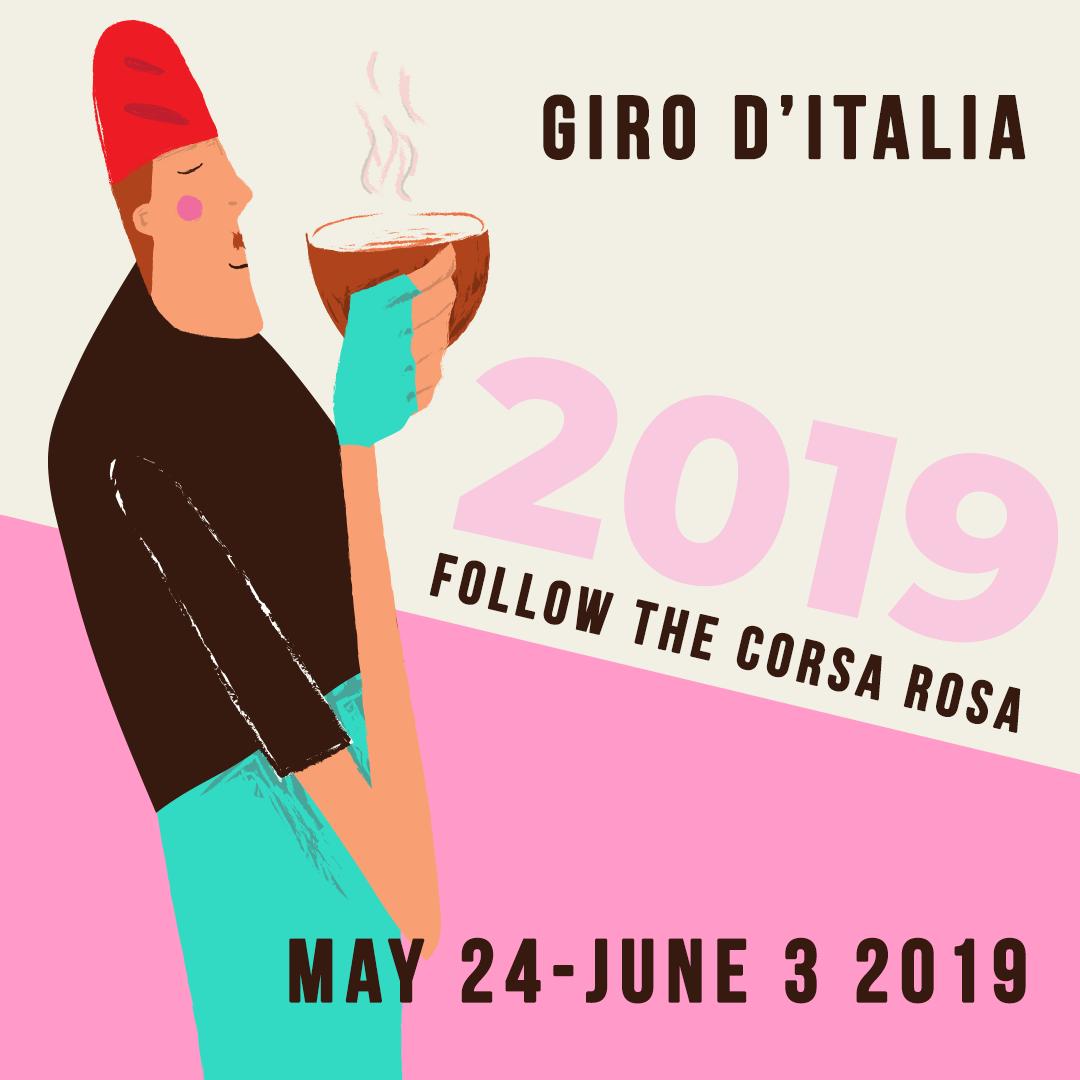 2019 Giro - Topbike GIRO Tour - May 24-June 3 2019, Giro d'Italia