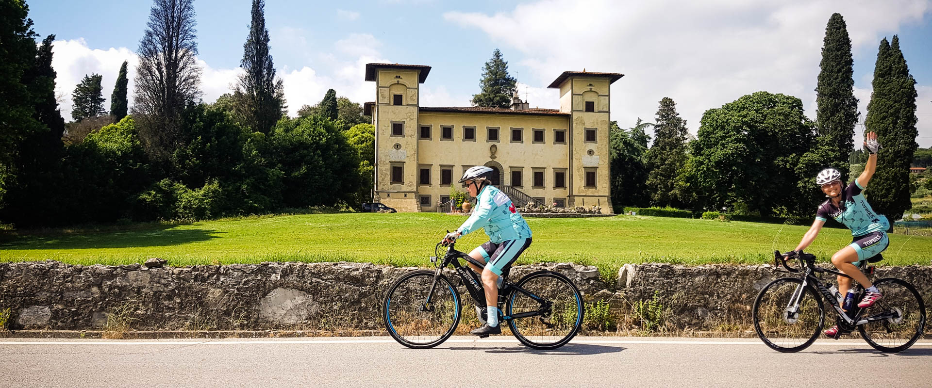 Tour of Tuscany - Italian Cycling Holiday with Topbike Tours