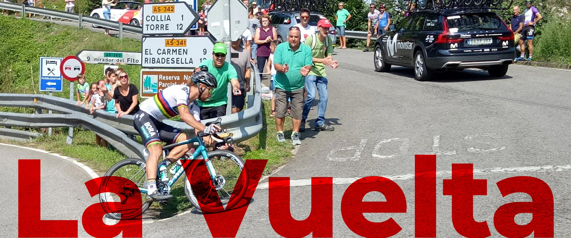 La Vuelta 19 - Follow the Vuelta a España with Topbike Tours