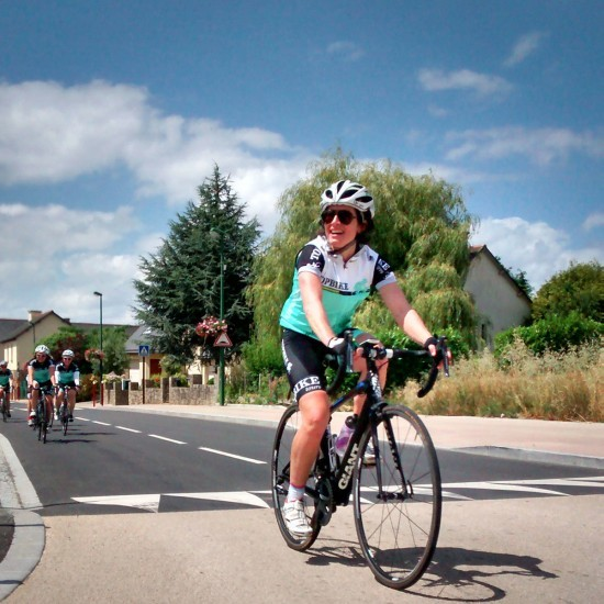 Topbike Tour de France Tour - Stage 8 TDF 2015 - Liv Gollan