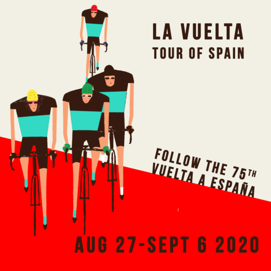 2020 La Vuelta with Topbike Tours - Bilbao to Madrid, Spain