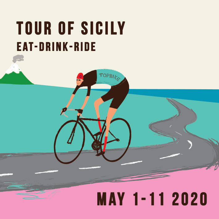 2020 Tour of Sicily - Eat-Drink-Ride May 1-11 2020