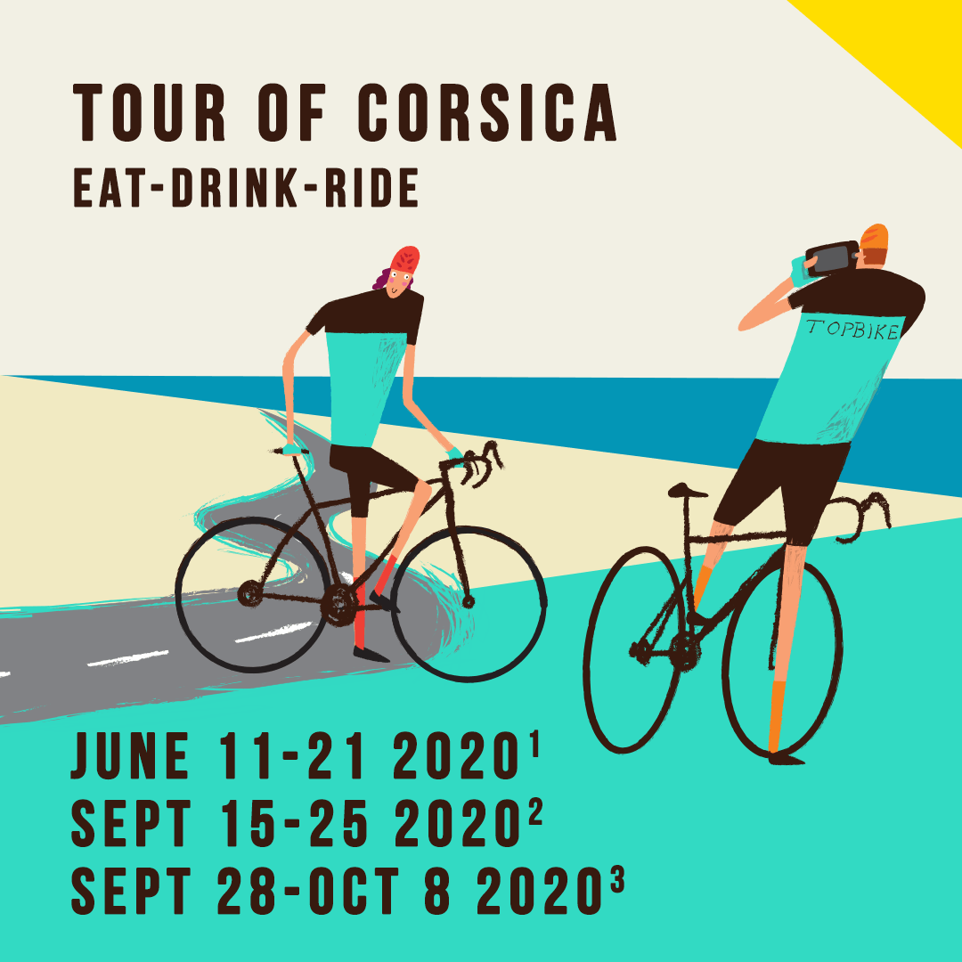 2020 Tour of Corsica - 'Eat-Drink-Ride' Tours