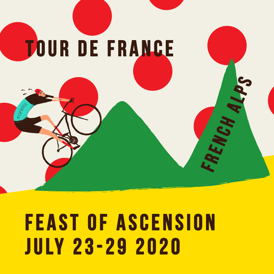 2020 Topbike Feast of Ascension - French Alps: July 23-29 2020