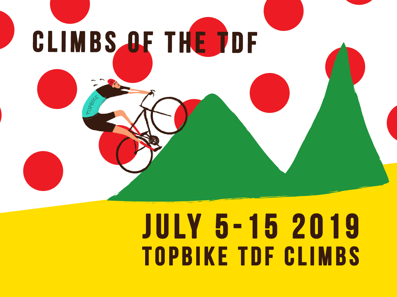 TDF Climbs- Ride the famous climbs of the Tour de France (Alps & Pyrenees) with Topbike Tours