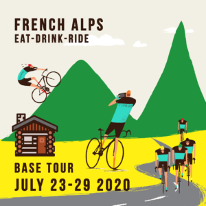 2020 French Alps Base Tour