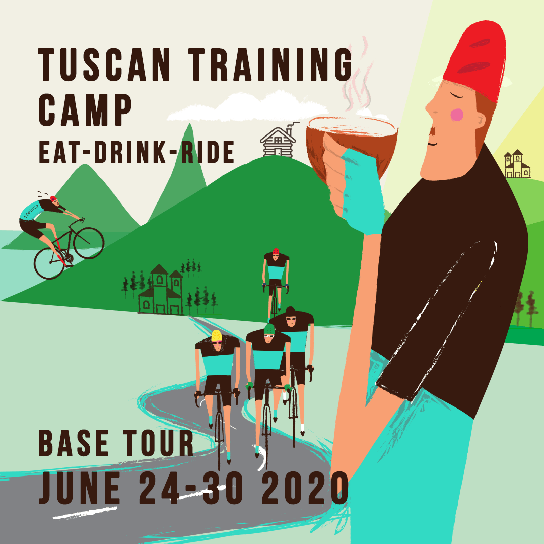Base Tour: Tuscan Training Camp - Pracchia (via Pistoia), Tuscany Italy June 24-30 2020