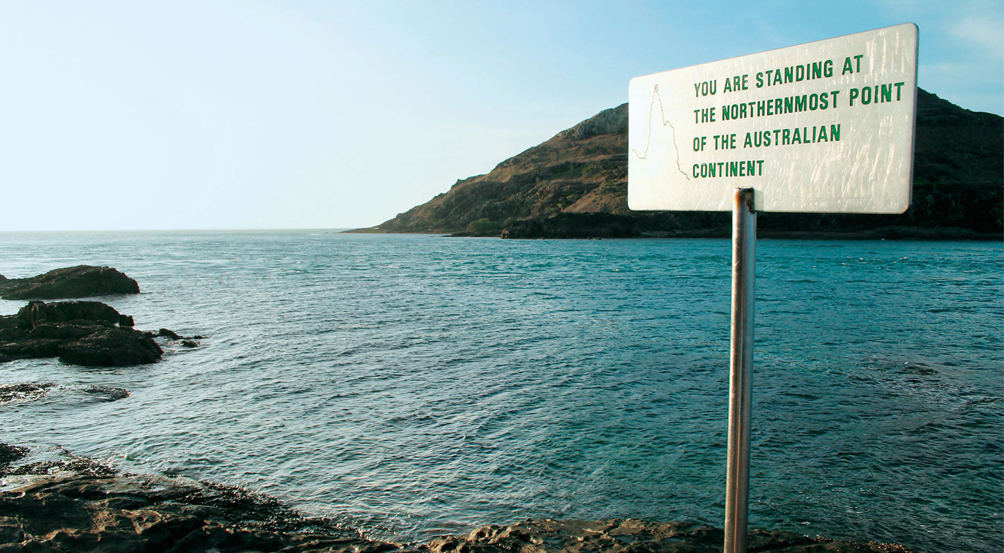 Northernmost Point of Australian Continent - Credit |Tourism & Events Queensland